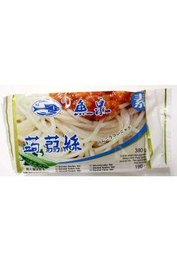 Shirataki nouilles soie