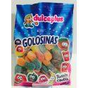 Lucioles acidulées bonbons halal Dulceplus 300 gr