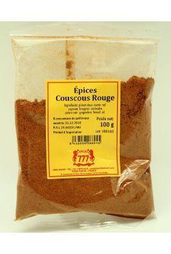 Epices Couscous Rouge