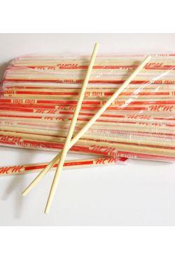 Lot de 100 baguettes chinoises en bambou