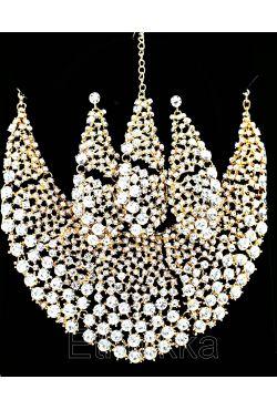 Parure bijoux indiens bollywood