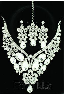 Bijoux indiens en plaqué argent design
