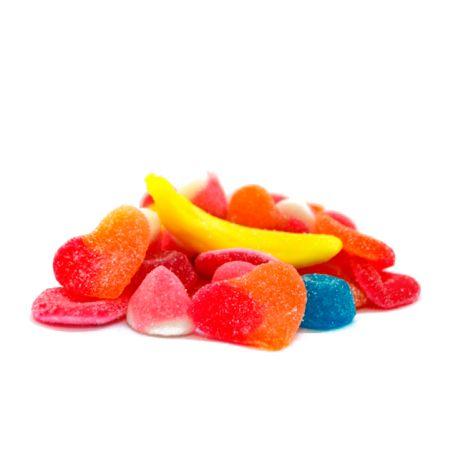 E* Piments piquants bonbons halal Dulceplus 300 gr