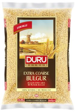 Boulgour gros grains 500 gr - DURU BULGUR
