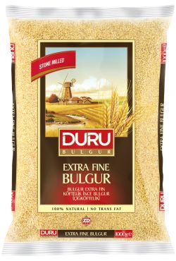 Boulgour grains fin 500 gr - DURU BULGUR