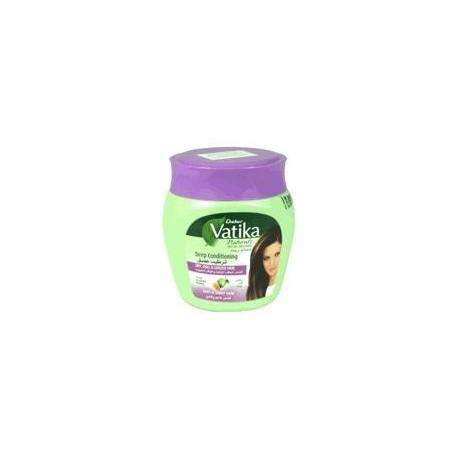 DABUR VATIKA 500g - traitement capillaire d'huile chaude naturelle