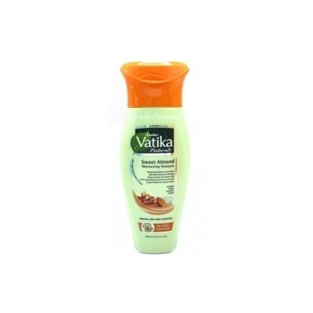 DABUR VATIKA 200ml - shampoing hydratation intensive aux extraits naturels d'amande douce