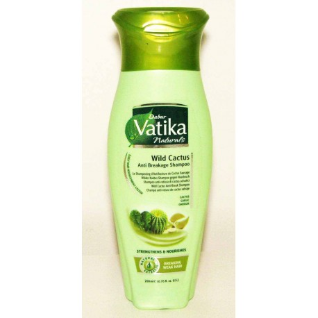 DABUR VATIKA 200ml - shampoing rajeunissant à la protéine d'oeuf - au miel