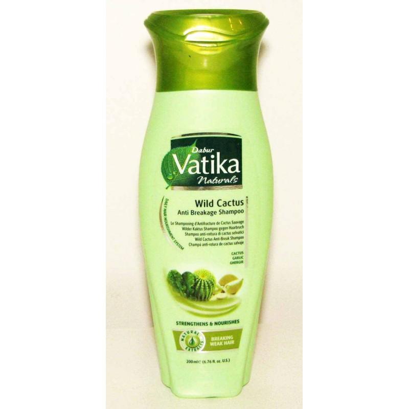 shampoing vatika au cactus antifracture du cheveu. Black Bedroom Furniture Sets. Home Design Ideas