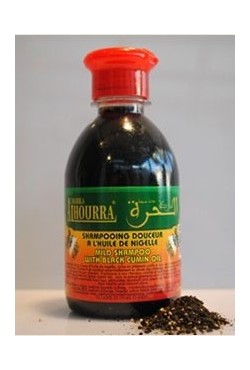 Shampoing à l'Huile de Nigelle cheveux soins - Al Marka al hourra