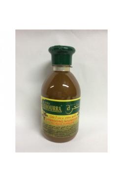 Shampoing naturelle au Henné Al Hourra - 250 ml particulièrement recommandé pour les cheveux gras, abimés et cassants