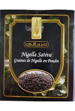 Graines de Nigelle en poudre