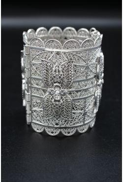 Bijoux filigrane argenté