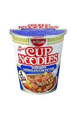 Soupe instantanée NISSIN CUP crevettes 63g