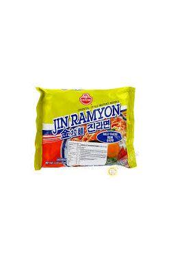 Soupe instantané JIN RAMEN MILD OTTOGI 120g