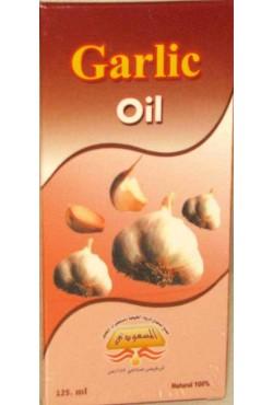 Huile d'Ail pour cheveux - Garlic oil