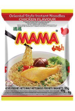 Soupe nouille Instantanée MAMA POULET 55g