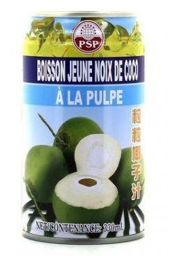 BOISSON COCO JEUNE AVEC PULPE 330ML