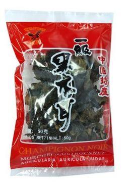Champignons noirs séchés 50G
