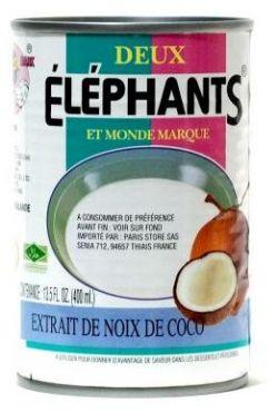 Extrait de noix de coco 400 ml