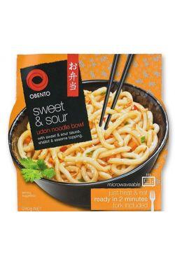 Nouilles instantanées à la sauce d'Aigre Douce Obento Udon 240g