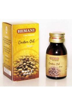 Hemani soin cheveux huile ricin