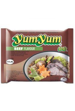 Nouille instantanée Yum yum bœuf 60g
