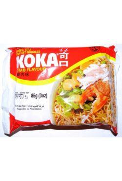 Soupe instantanée KOKA crabe 85g