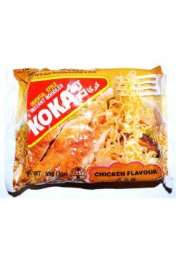 Soupe instantanée KOKA poulet 85g