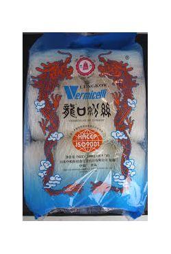 Vermicelles de soja de marque LungKow 1kg.