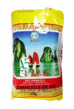 Vermicelles de riz de marque Eaglobe 375g.