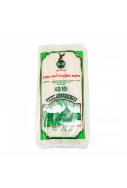 Vermicelles de riz pho 1mm de marque Eaglobe 400g.
