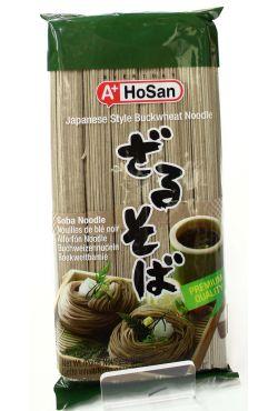 Nouilles de blé noir de sarrasin A+HoSan 300g.