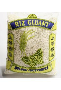 Riz gluant - GOLDEN BUTTERFLY 1 kg
