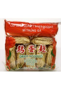 Nouilles instantanées de blé séchées fines Mi Trung Ga 454 g