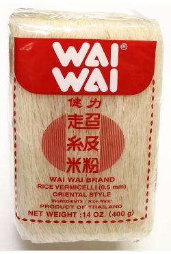 Vermicelles de riz WAI WAI 400 gr