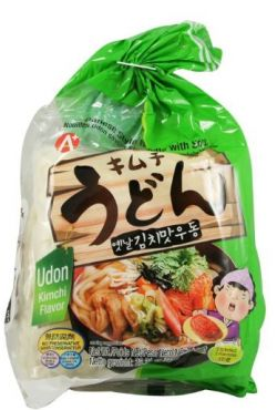 Nouilles Udon arôme Kimchi 3x220g.