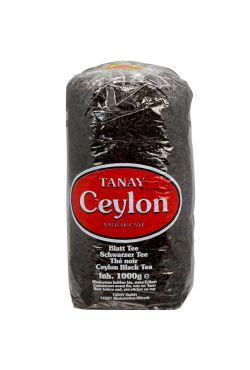 Thé noir ceylon