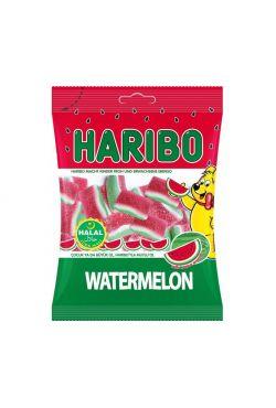 Bonbon halal bandeaux framboise