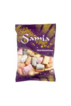 Bonbon halal marshmallow samia