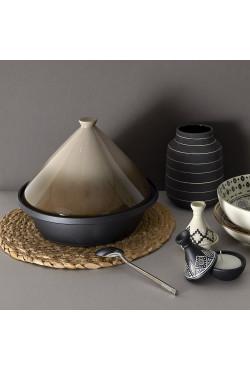 Tajine induction couvercle céramique