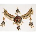 Bijoux indiens bollywood mariée