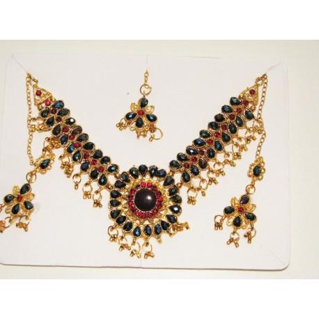 Bijoux indien parure pour enfant pas cher