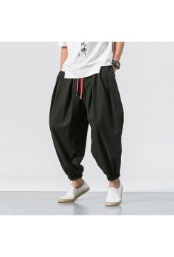 Pantalons sarouel homme