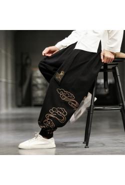 Pantalon Akatsuki sarouel homme