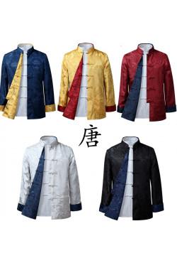 Veste chinoise de Style Tang