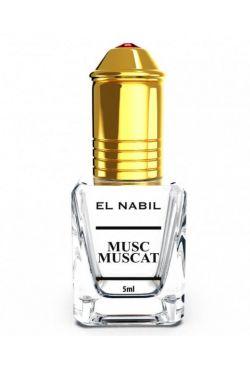 Parfum EL Nabil Musc Muscat