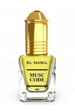 Parfum EL Nabil Musc Code