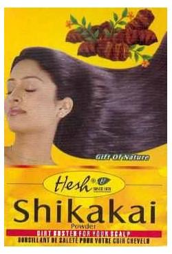 Hesh Shikakai shampoing 100% naturel anti-pelliculaire