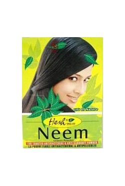 Hesh Neem shampooings masque 100% naturel protège des infections